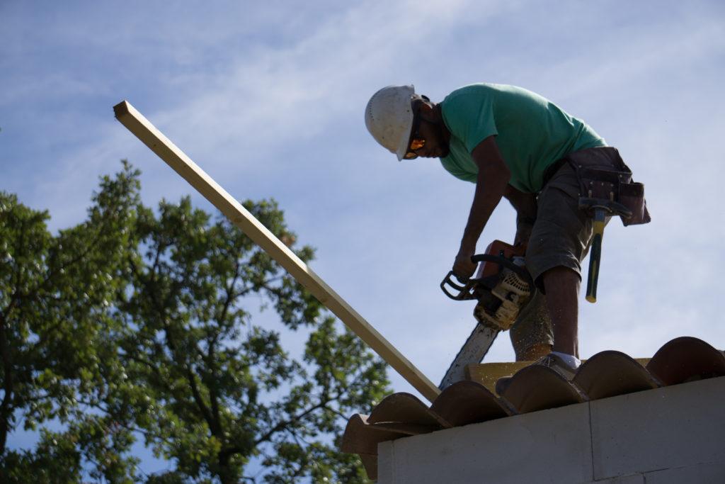 diminuer les risques d'accident sur un chantier de construction de maison individuelle