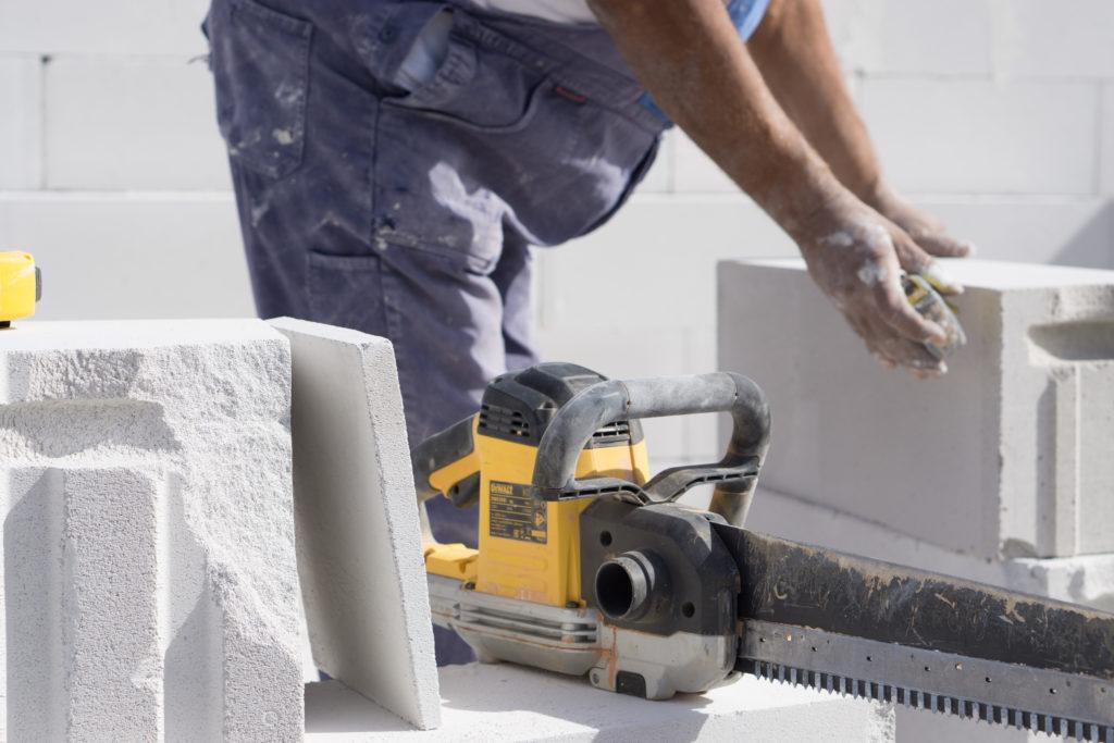 prévenir les risques d'accident sur un chantier de maison individuelle