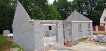 maison en construction a vendre