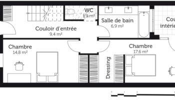 Decouvrez 5 Plans De Maisons De 100m Et Les Plans De Masse