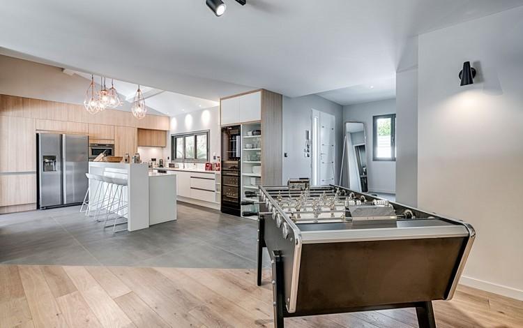 5 superbes maisons modernes à la loupe - Maisons Blanches