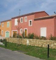 Maison en lotissement style provencal toulon