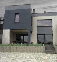 maison architecte mitoyenne
