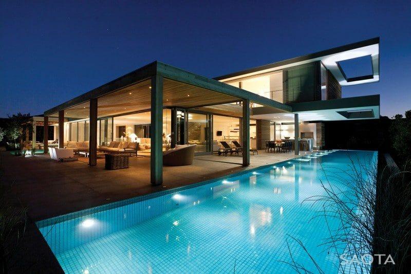 Villa Moderne De Luxe