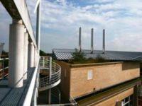 Lycée HQE Léonard de Vinci éolienne