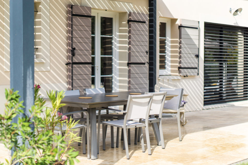 construire une terrasse pour une maison neuve