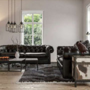 Fauteuil club Chesterfield -2