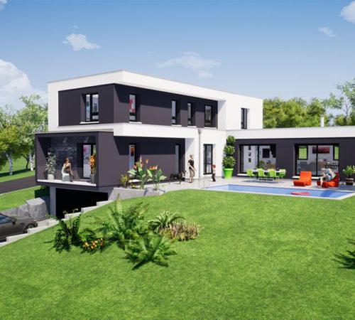 la maison de 2021 - 1