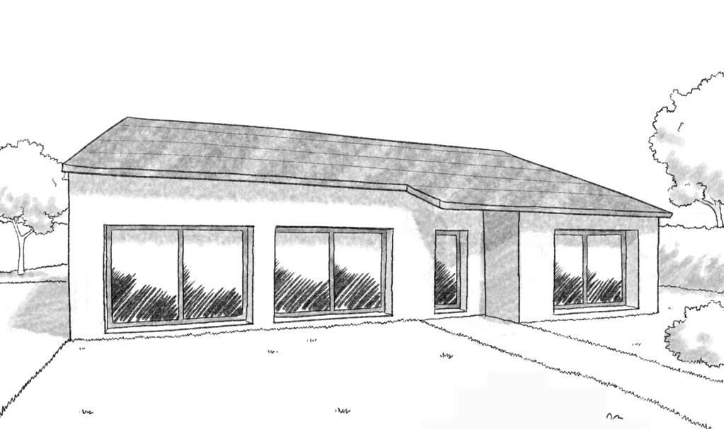 D couvrez 5 plans de maisons de 100m et les plans de masse for Conception de la villa