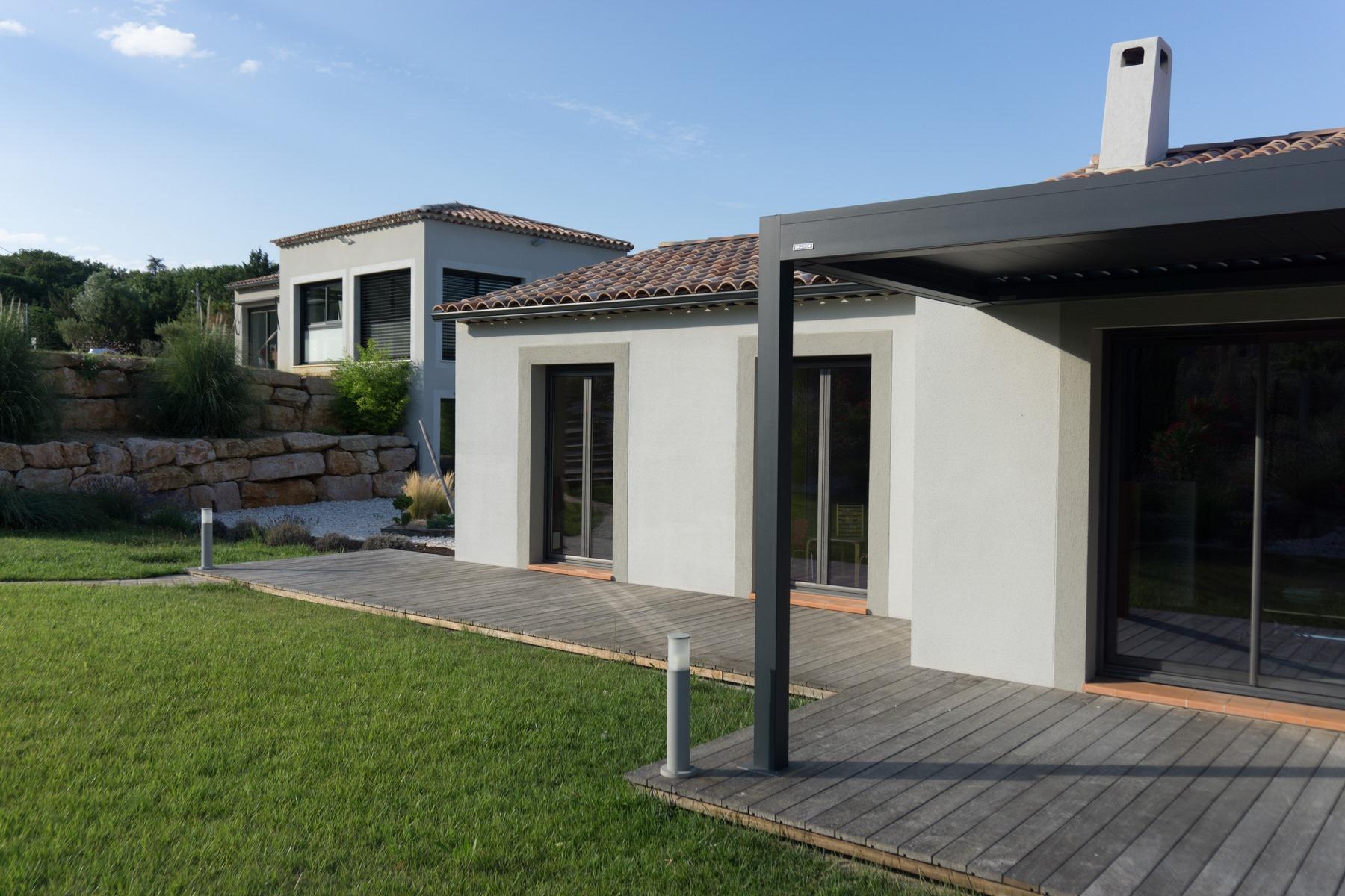 Constructeur De Maison Marseille constructeur maison neuve aix-en-provence - maisons blanches